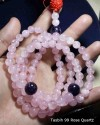 Tasbih 99 Rose Quartz